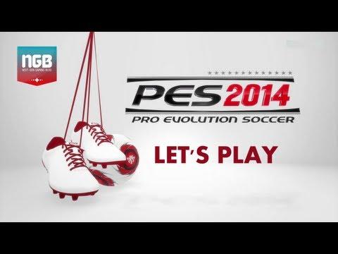 Let's Play - Pro Evolution Soccer 2014 (PES 2014)