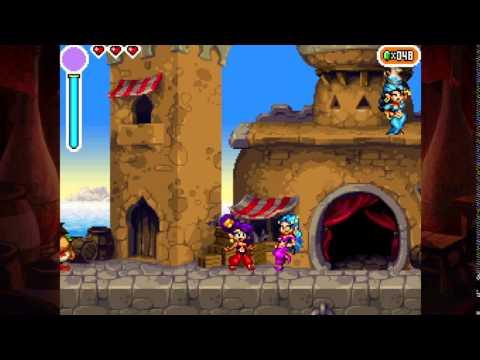 FlutterShaman Plays Shantae: Risky's Revenge