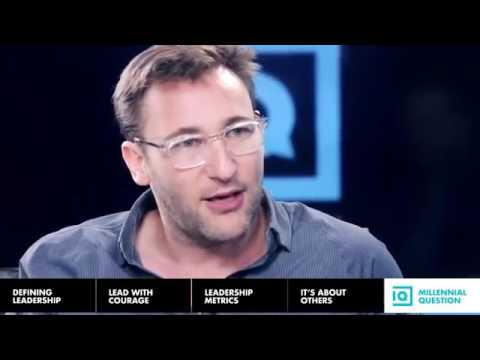 Simon Sinek on Millennials in the Workplace | Doovi