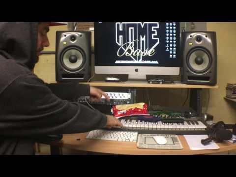 Lit At The Recording Studio