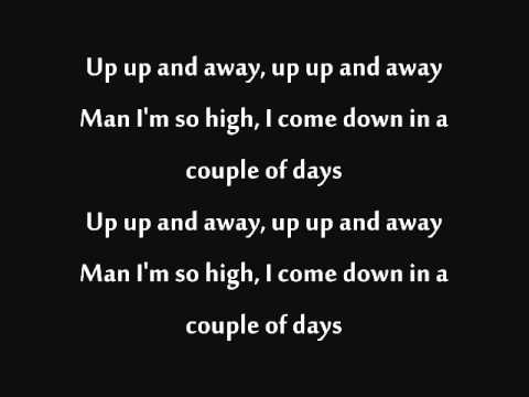 Lil Wayne Up Up and away Lyrics