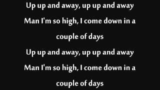 Lil Wayne Up Up and away Lyrics