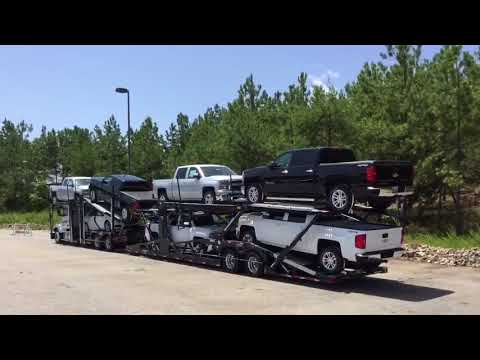 Truck Package Option - Cottrell Trailers