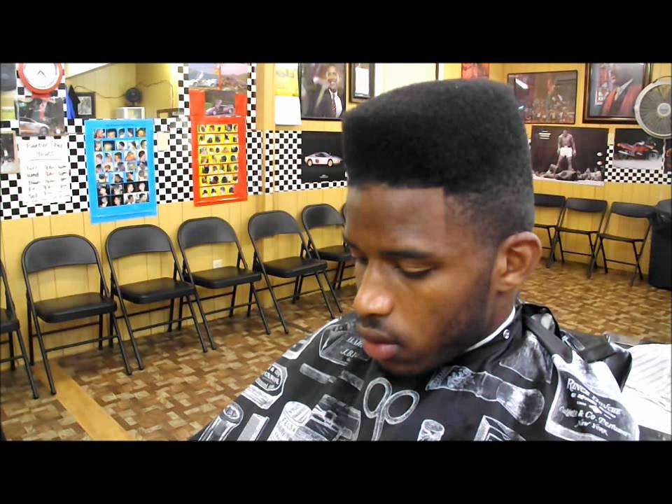 How To High Top Fade Box Cut Andis Styliner