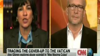MEA MAXIMA CULPA - CNN AMANPOUR (MARCH 2013)
