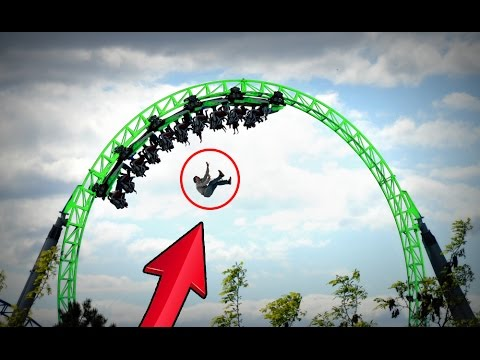 Vote No on : TOP 5 TRAGIC Roller Coaster ACCIDENTS Caught ...