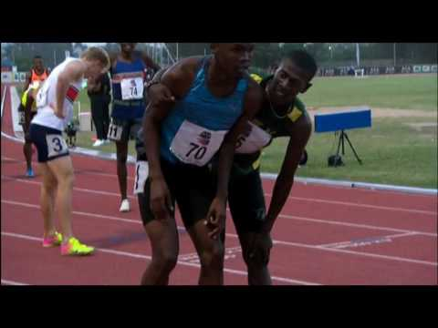 Athletics SA hosts the Speed series show in Durban