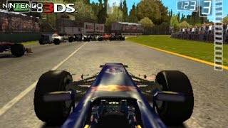 F1 2011 - Gameplay Nintendo 3DS Capture Card