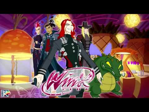 Winx Club OST Black Circle Theme