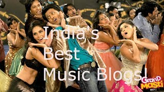 India's Best Music Blogs!
