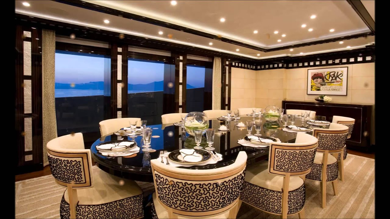 Palladium Yacht Interior