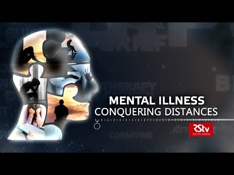Mental Illness: Conquered Distances