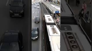 ilginç metrobüs kazaları