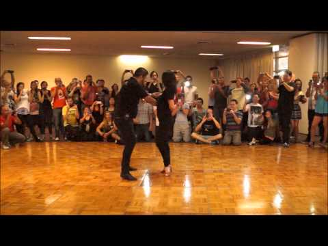 Go Dance Bachata (Intermediate) Workshop | 2014 Sydney International Bachata Festival