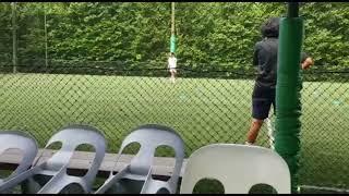 Girls football training with Madrid.sg / thezunafamily /singapore youtuber