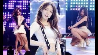 Hot and sexy dance girl korean   sexy dance 2017