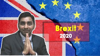 Brexit Explained in Simple Terms – UK -2020