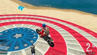 vamos animo willy gta v online carreras acrobticas 228 gta 5 gameplay