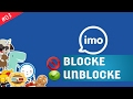 #03 Blocke & Unblocke imo messenger Friends/Content