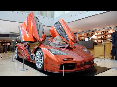 McLaren F1 with Extra High Downforce Kit & LM Engine