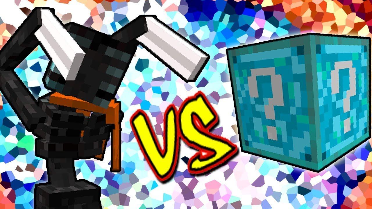 Morbid Harvester Vs Lucky Block Dream Minecraft Lucky Block