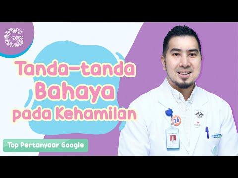 Mums, Kenali Tanda Bahaya Pada Kehamilan! - Dr. Ardiansjah Dara Sjahruddin, SpOG., M.Kes.