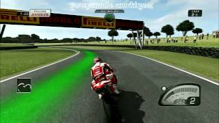 SBK X Super Bike World Championship HD PS3 (Super Hang On Outride a Crisis Arranged Version)