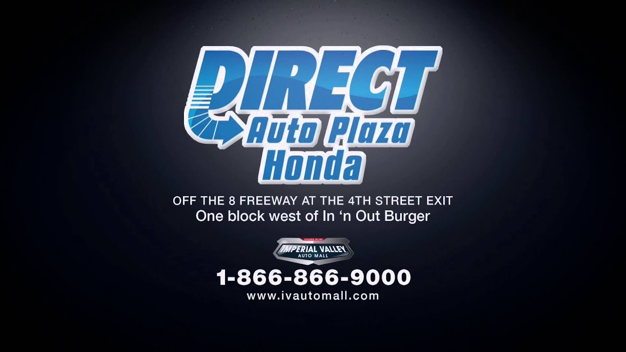 Direct Auto Plaza >> Direct Auto Plaza Honda Big Savings Hyundai New Year To Clear