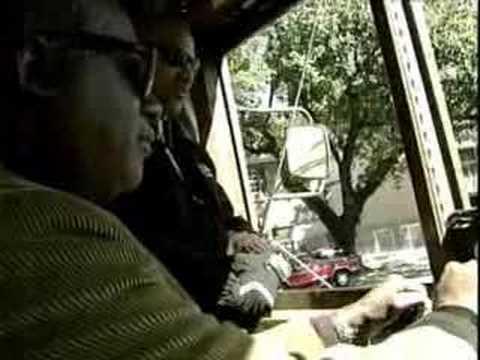 Norman Drives Historic Streetcar