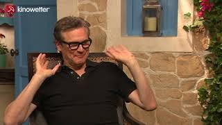 Interview Colin Firth MAMMA MIA! HERE WE GO AGAIN