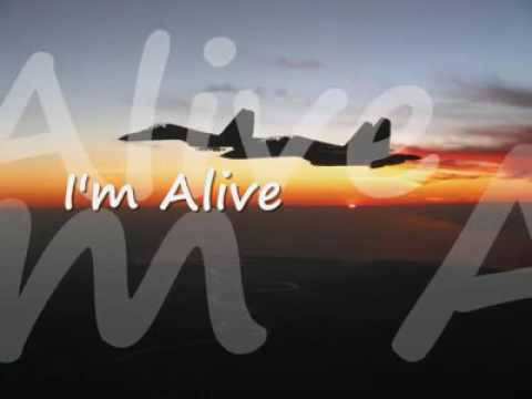 I Am Alive... song