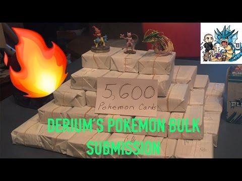 Derium's Pokemon Bulk Submission