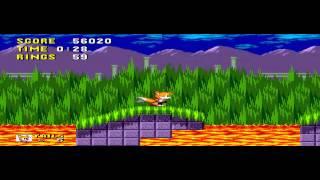 Tails in Sonic the Hedgehog - Tails in Sonic the Hedgehog (Sega Genesis) - User video