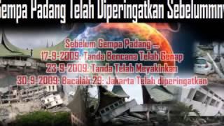 Penampakan Gempa Dahsyat Padang ....