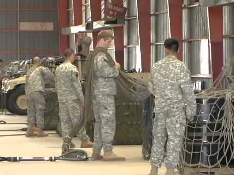 Pathfinder Students Learn The Art Of The Sling Load