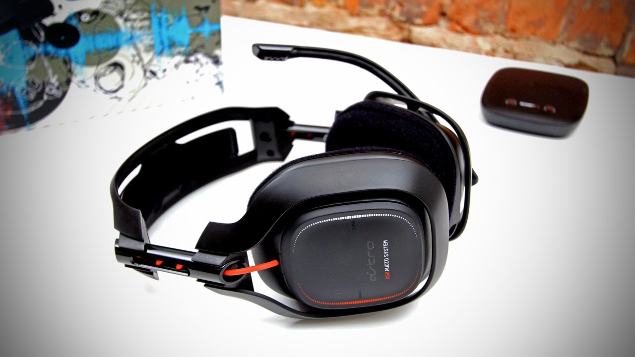 ASTRO Gaming A50 Wireless Headset Unboxing PS3 Xbox 360 PC Gaming Headset YouTube