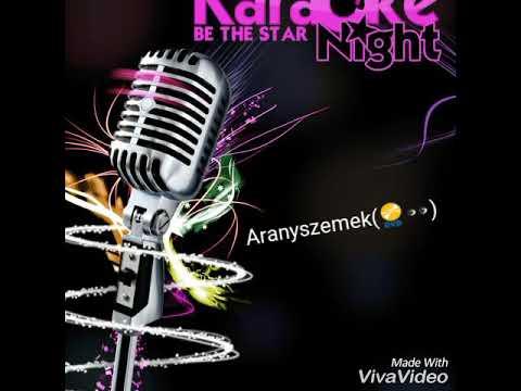 Aranyszemek - Álmomban meg láttalak (Karaoke) 2018