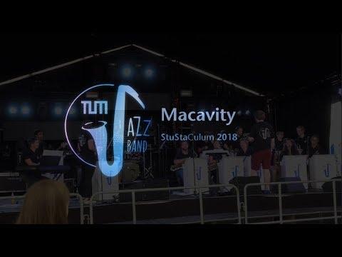 Macavity - TUM JazzBand live at StuStaCulum 2018
