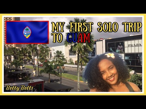 My First Ever Solo Vacation in Guam