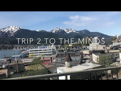 The Old Mine And Abandon Places Juneau Alaska Part 1.