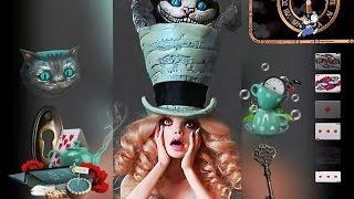 Алиса в стране чудес // Wonderland (Art, Nicole West) HD