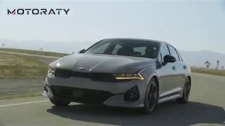 First Look - 2021 Kia K5 (Optima) GT