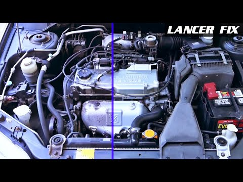 Lancer Fix 32 | Car Refresh [English]