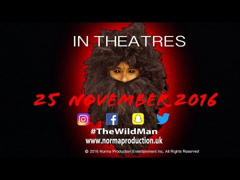 The Wild Man - Official HD Movie Trailer #2 Release on 25 November