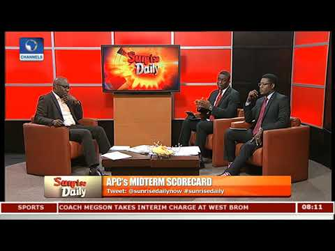 PDP's Sowunmi Engages Adesina On Party's Midterm Scorecard Pt.4 |Sunrise Daily|