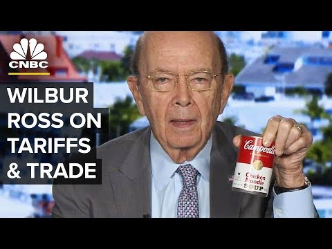 Commerce Secretary Wilbur Ross On Tariffs And Trade Policy | CNBC