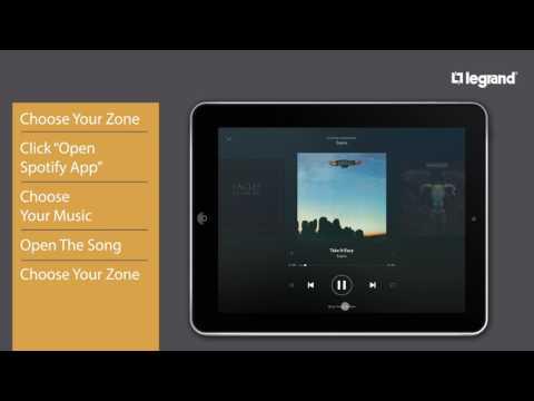 On-Q Digital Audio: Using Spotfiy