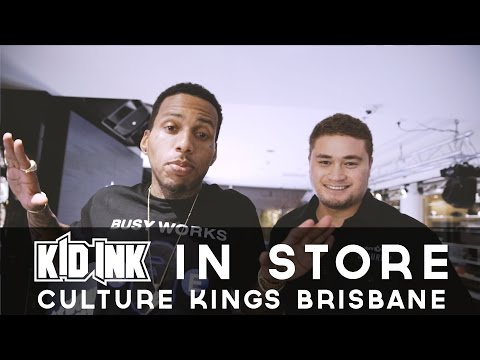 HOLY GRAIL TOUR Part 5 - BRISBANE with KID INK