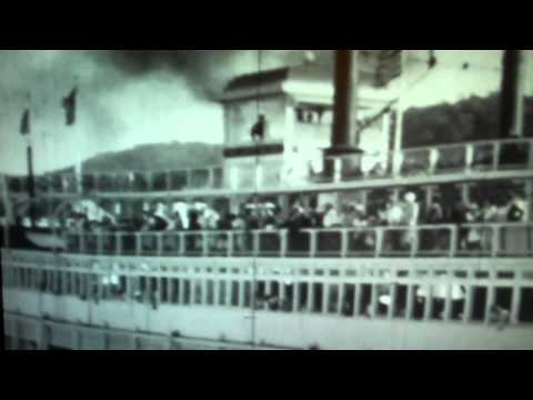 Rare and Vintage Steamboat Film Footage (1929-35)