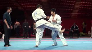 Matan Eloakim vs Masanaga Nakamura